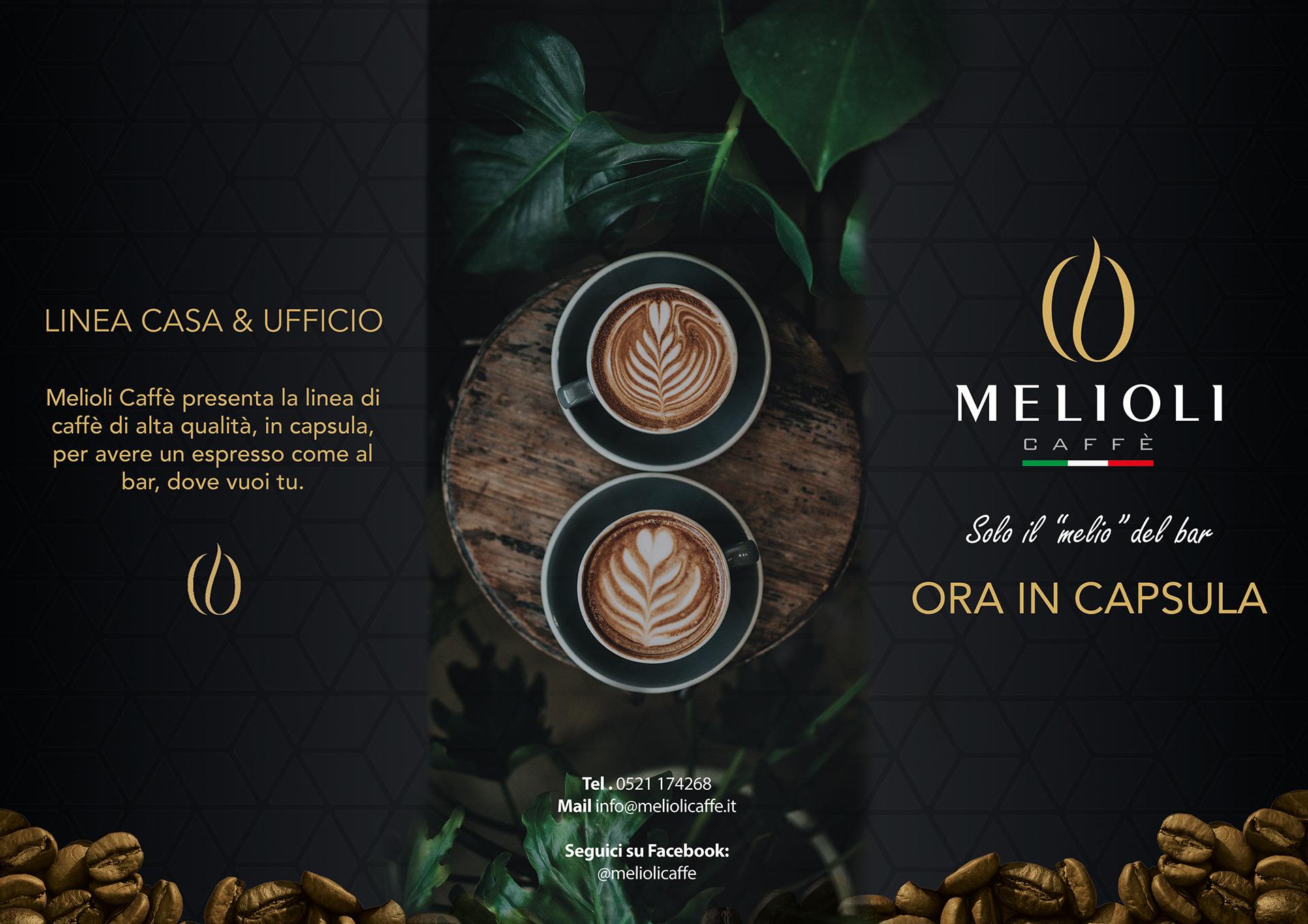 Melioli Caffè - Solo il 'melio' del bar - Ora in Capsula